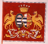 Countess of Kent's coat-of-arms